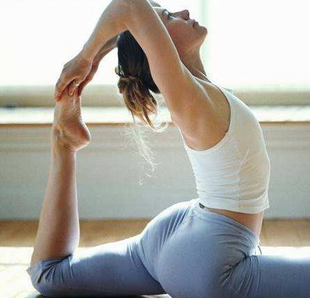 【瑜伽瘦肚子瘦腰视频】清晨瑜伽瘦腰法